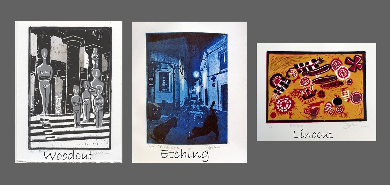 Printmaking Methods