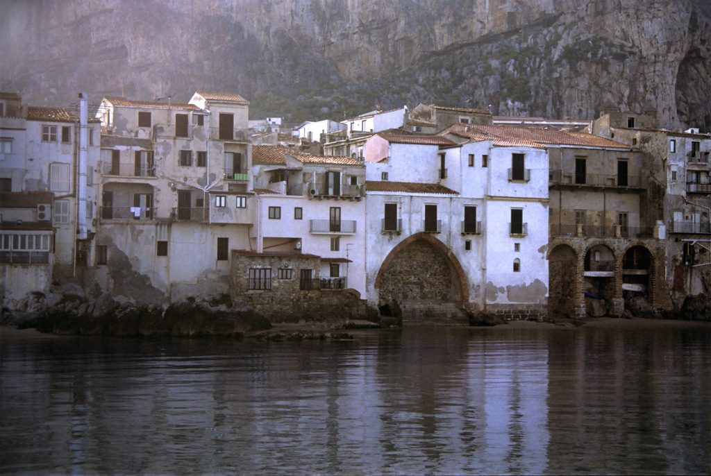 Cefalu is the ancient once Greek city in Sicily.